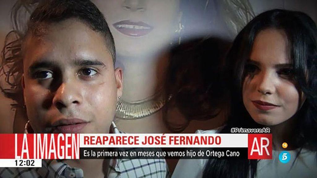"""José Fernando: """"Estoy recuperado"""""""