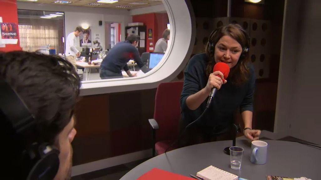 """Lucía, en la radio: """"No volváis con vuestros exnovios, son como una pizza envenenada"""""""