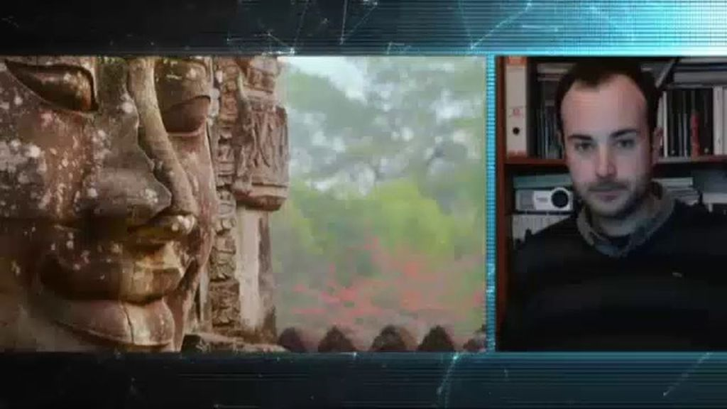 Misterio 4.0: Angkor