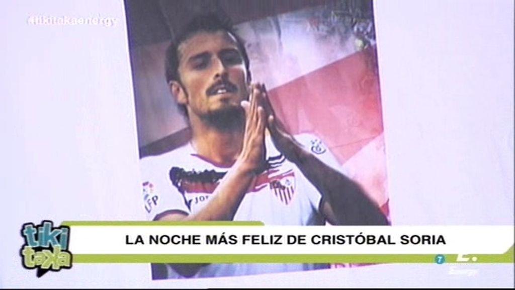 Soria se acuerda de Antonio Puerta tras la victoria del Sevilla al Benfica