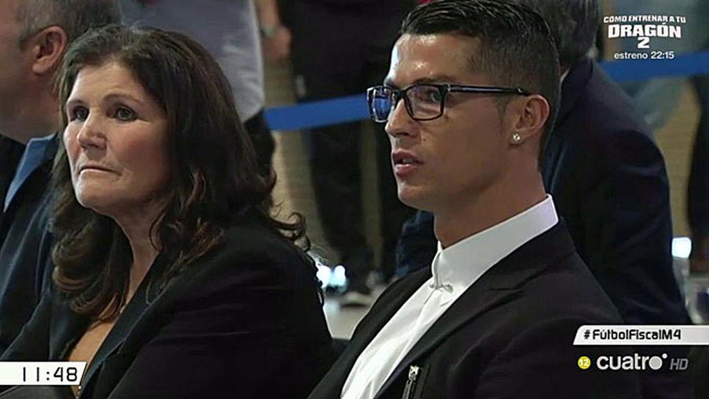"""Cristiano Ronaldo responde tras el escándalo: """"El que no debe, no teme"""""""