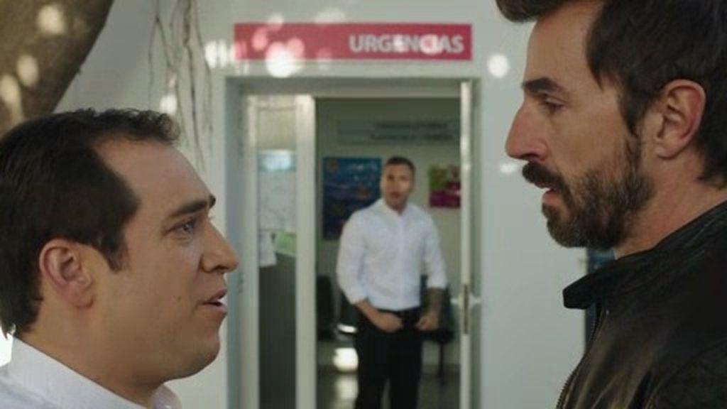 """Vicente recrimina a Sergi su actitud con Pepe: """"No le mereces"""""""