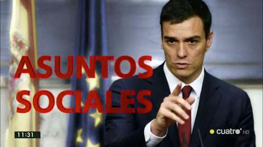 El programa del cambio socialista: Así es la propuesta de Pedro Sánchez