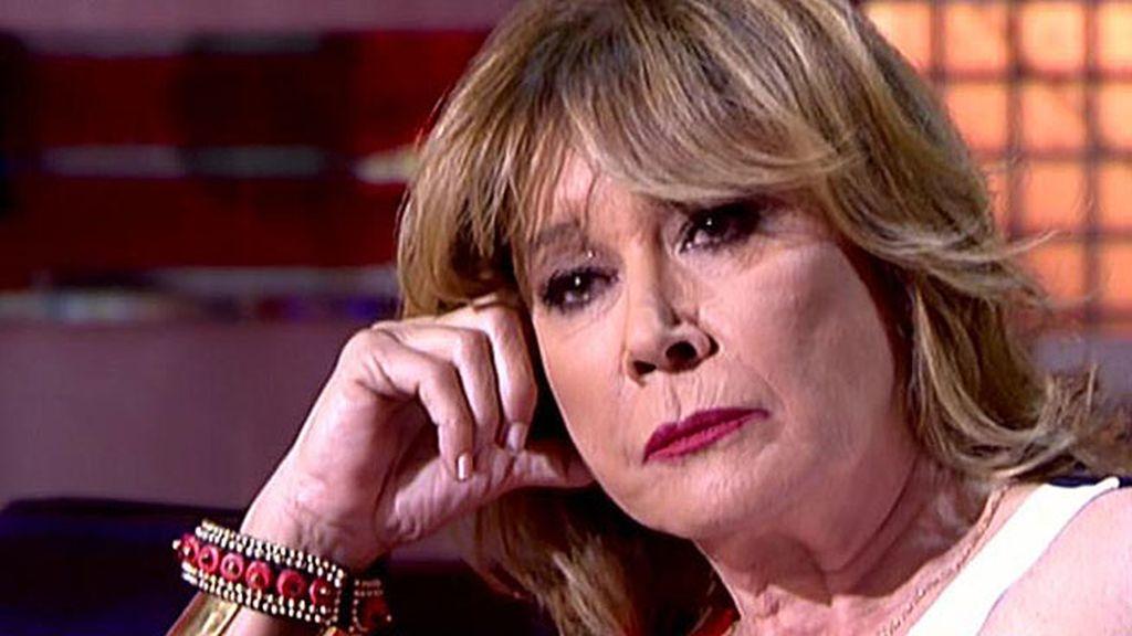 """Mila Ximénez """"Yo no hago albóndigas, hago croquetas"""""""