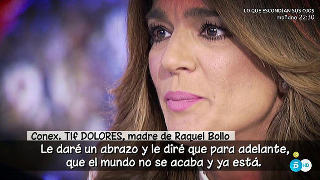 """Dolores, madre de Raquel Bollo: """"Es muy duro que se digan tantas mentiras, son muchos años aguantando"""""""