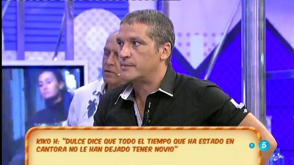 """Gustavo González: """"Dulce ha tenido que recibir apoyo psicológico"""""""