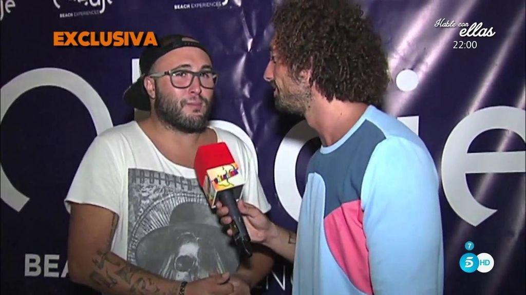 """Kiko Rivera defiende a su amigo: """"Luis Rollán no me ha fallado jamás"""""""
