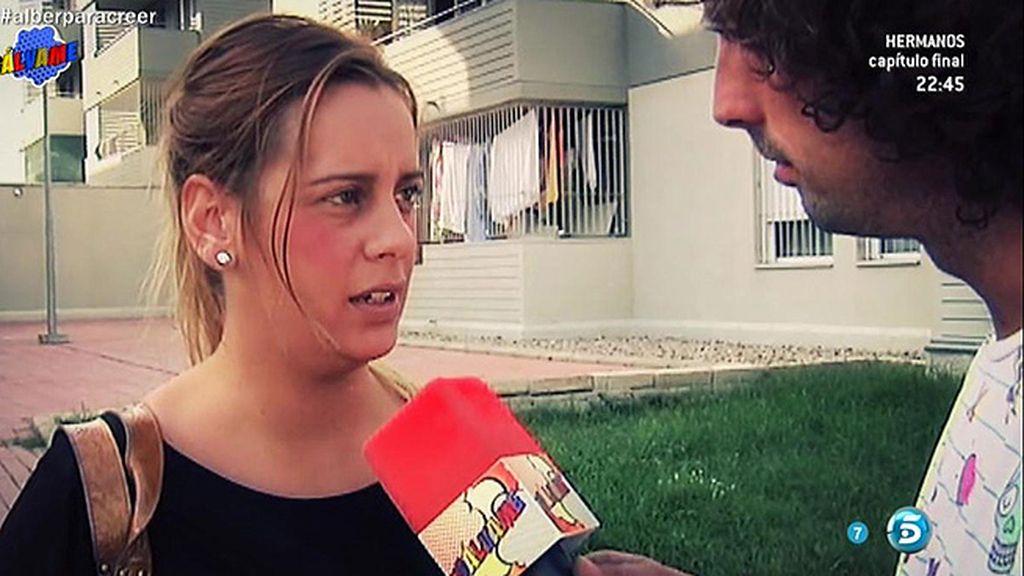 "Anabel Vega: ""He perdido al bebé"""