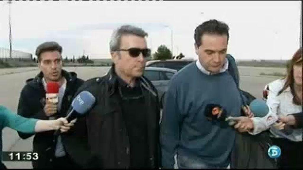 José Ortega Cano pasa su primera noche en prisión