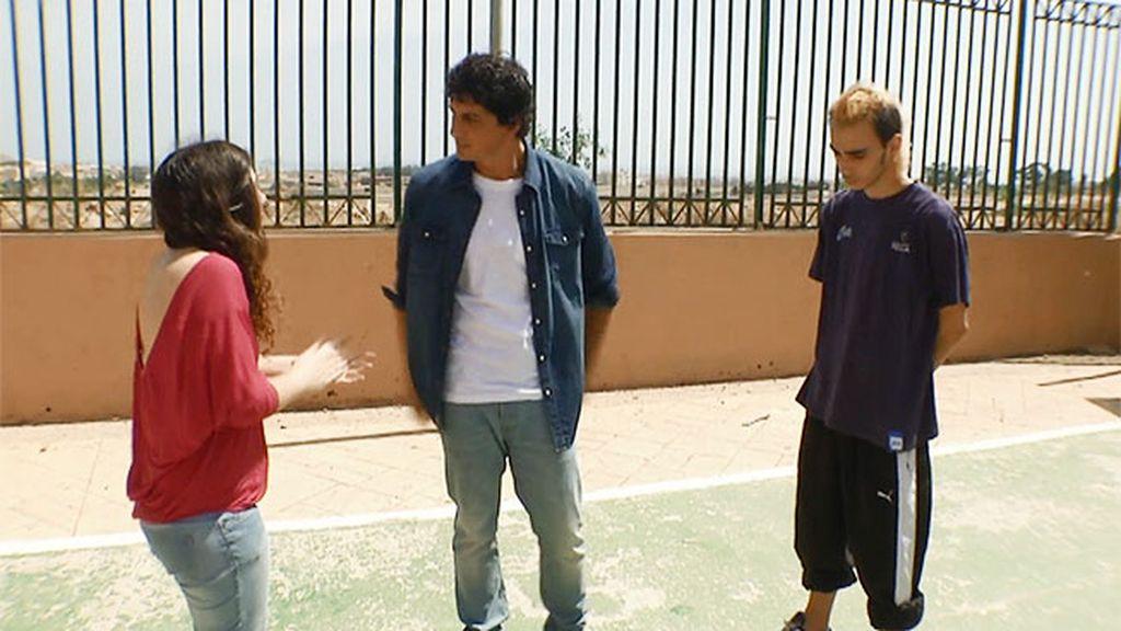 """Jero, a María y Ricardo: """"Tenéis que esforzaros para tener una buena relación"""""""