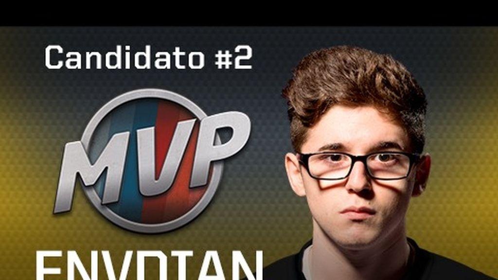 Envdian para MVP (Jornada 8)