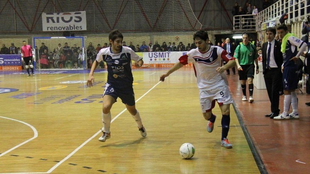 Ríos Renovables se impone a Santiago Futsal y entra en puestos de Play Off (3-1)