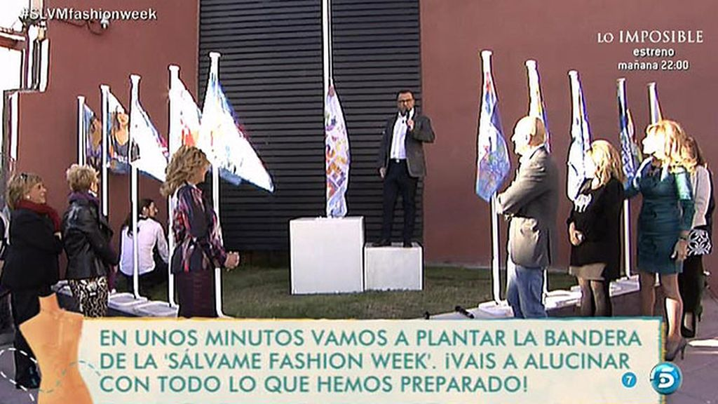 ¡Arranca la 'SLVM Fashion Week'!
