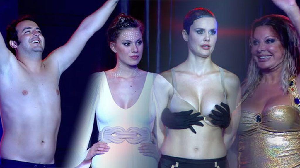 Aarón Guerrero se salva, Miriam, Olivia y Andrea Huisgen dejan '¡MQS!'