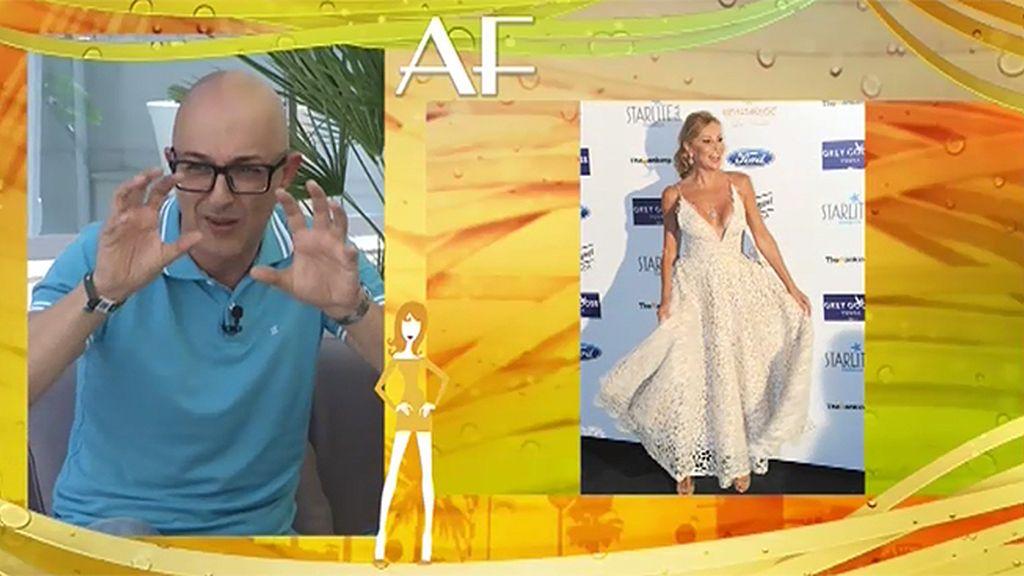 """'Asamblea Fashion', sobre Ana Obregón: """"Parece una medusa ametrallada"""""""