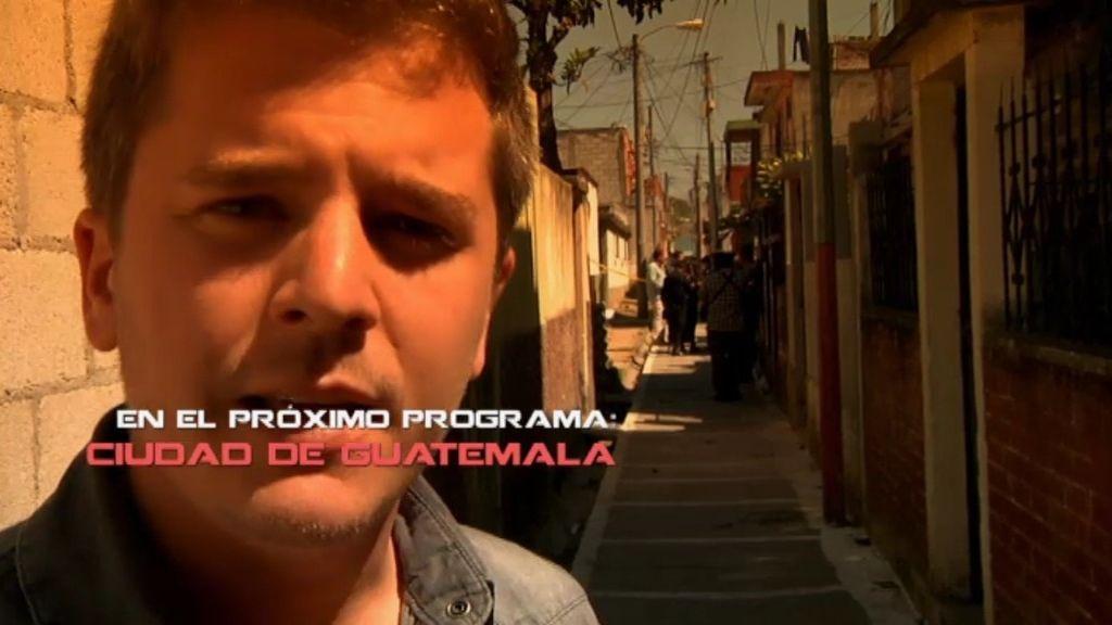 En el próximo programa… Guatemala