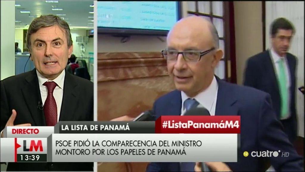 """Pedro Saura: """"La española es una política fiscal vergonzosa"""""""