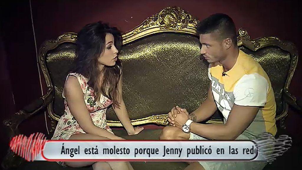 Cita Ángel y Jenny (11/08/14) I