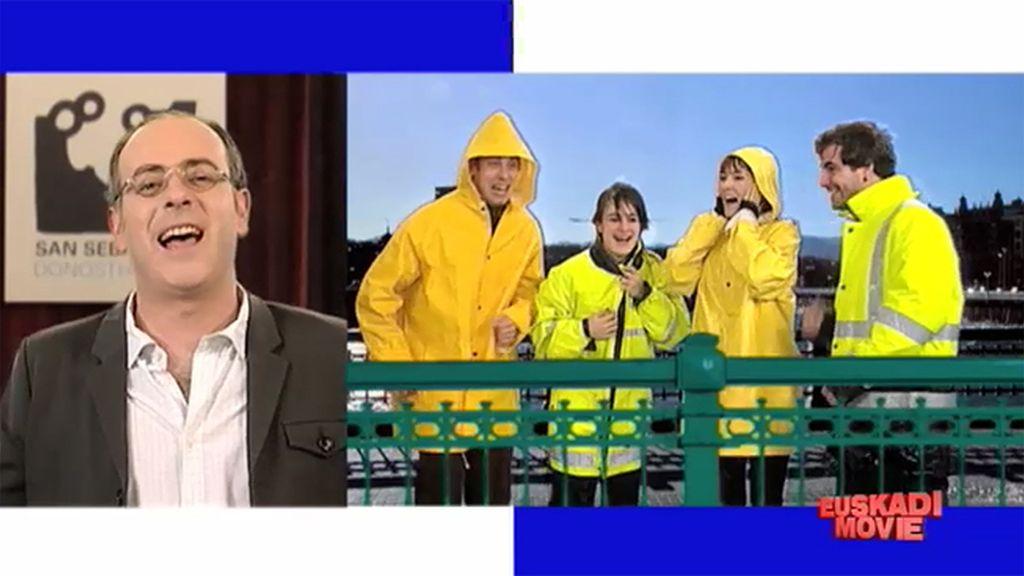 El Ayuntamiento de Donostia celebra el oleaje castastrófico con 'La Marejada'