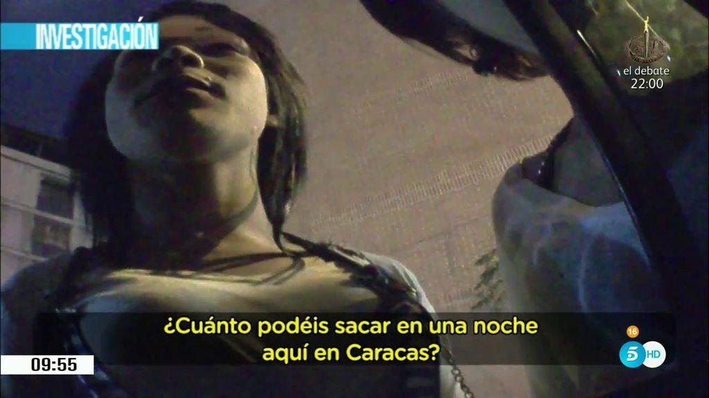 'AR' recorre Caracas por la noche, la hora en la que solo los delincuentes salen a la calle