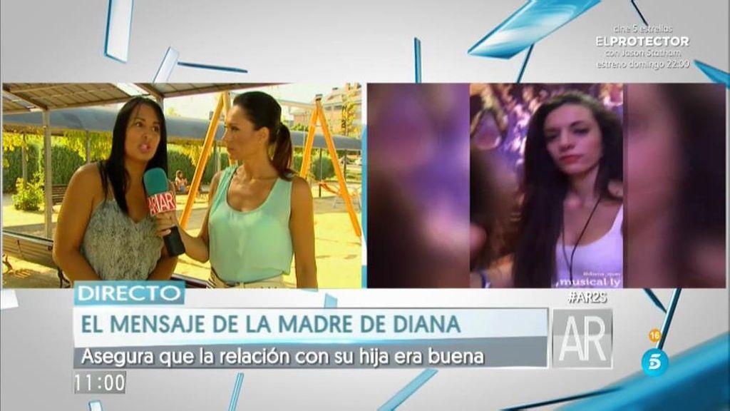 """La portavoz de Diana López: """"Su ex se está aprovechando para hundirla más"""""""