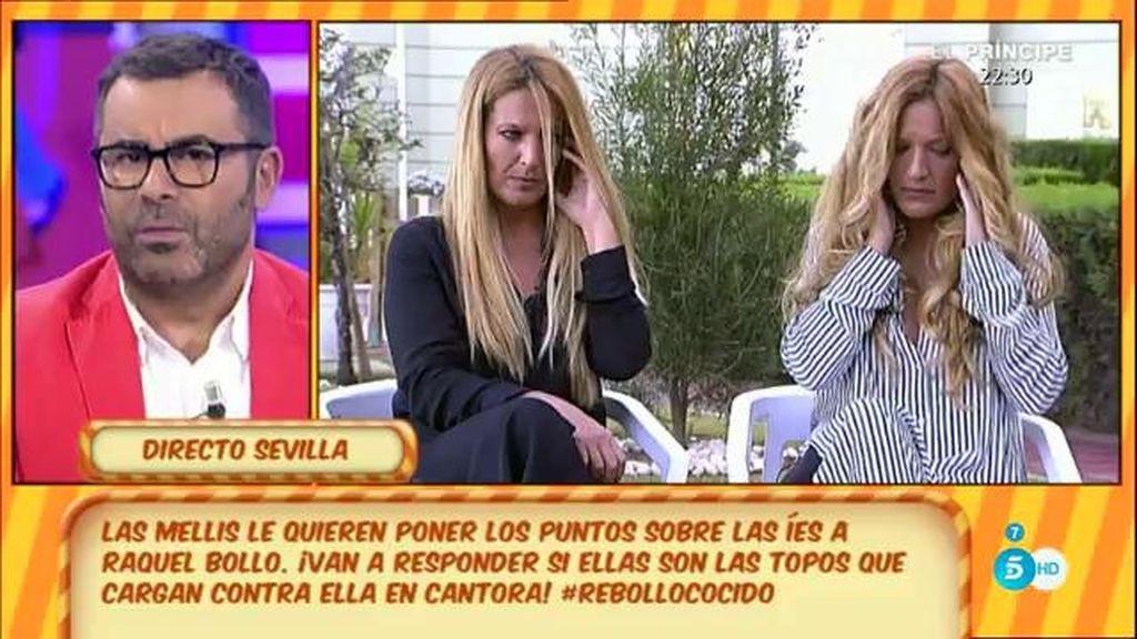 """'Las Mellis': """"Han intentado separarnos de la amistad de Isabel Pantoja"""""""