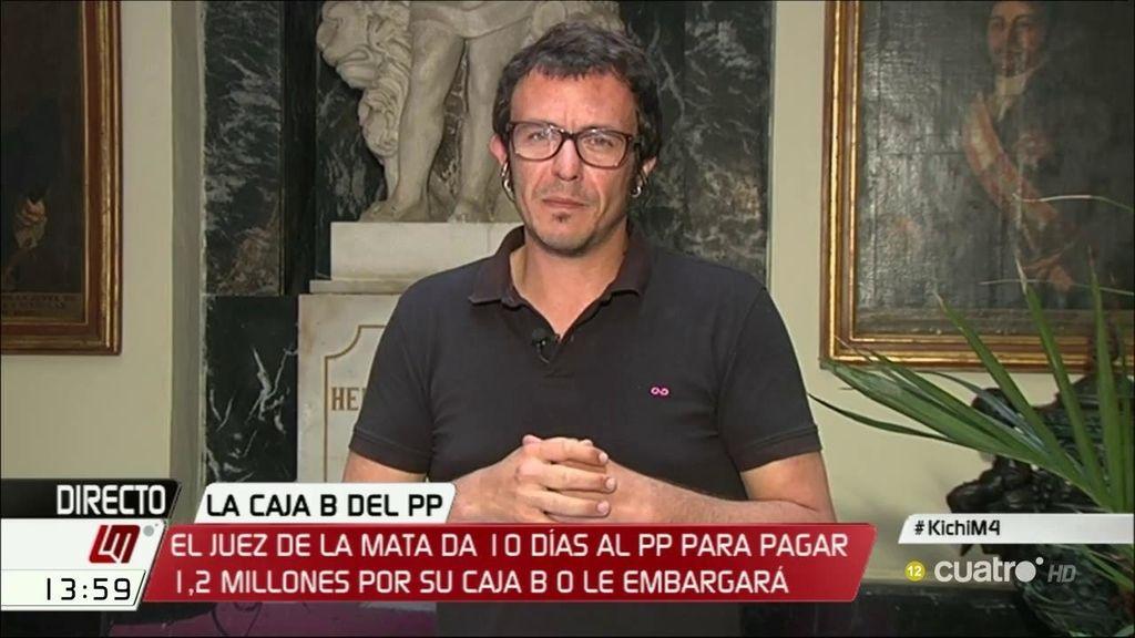 La entrevista de J.M. González Kichi, a la carta