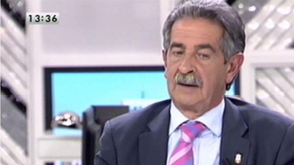"""Revilla: """"Es grave que Rajoy engañe diciendo que lo que importa es el paro registrado"""""""
