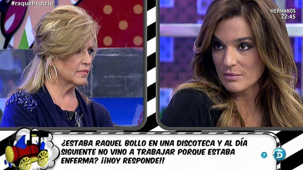 """Raquel Bollo, a Lydia Lozano: """"Te están mintiendo, no dejes más que te la cuelen"""""""