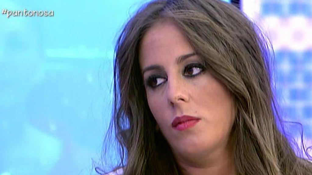 """A. Pantoja: """"Me extraña que Dulce esté enfadada por la no intervención de Isabel'"""""""