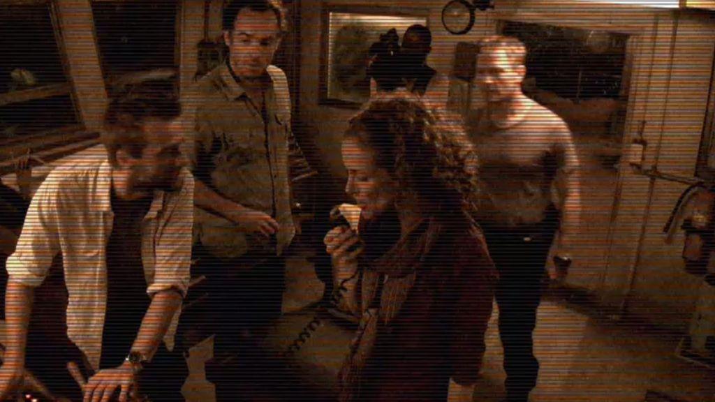 La tripulación del 'Exodus', al rescate