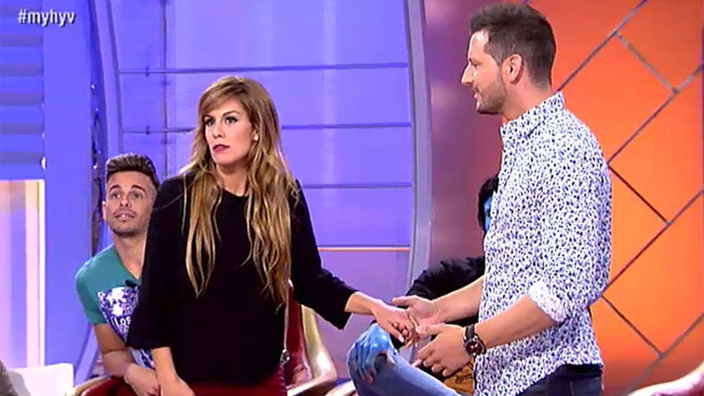 "Cristian: ""Manu te ha entrado otra 'frikifan"""