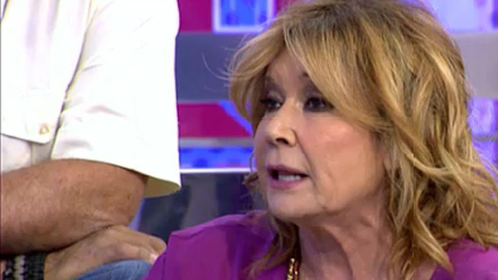 """Mila, sobre Terelu Campos y su entrenador de boxeo: """"Creo que esto puede ir a más"""""""