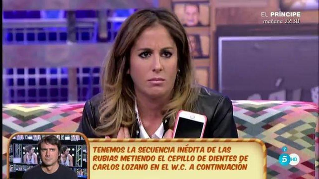 "Anabel Pantoja: ""Yo hubiera defendido a Raquel, si me avisan"""