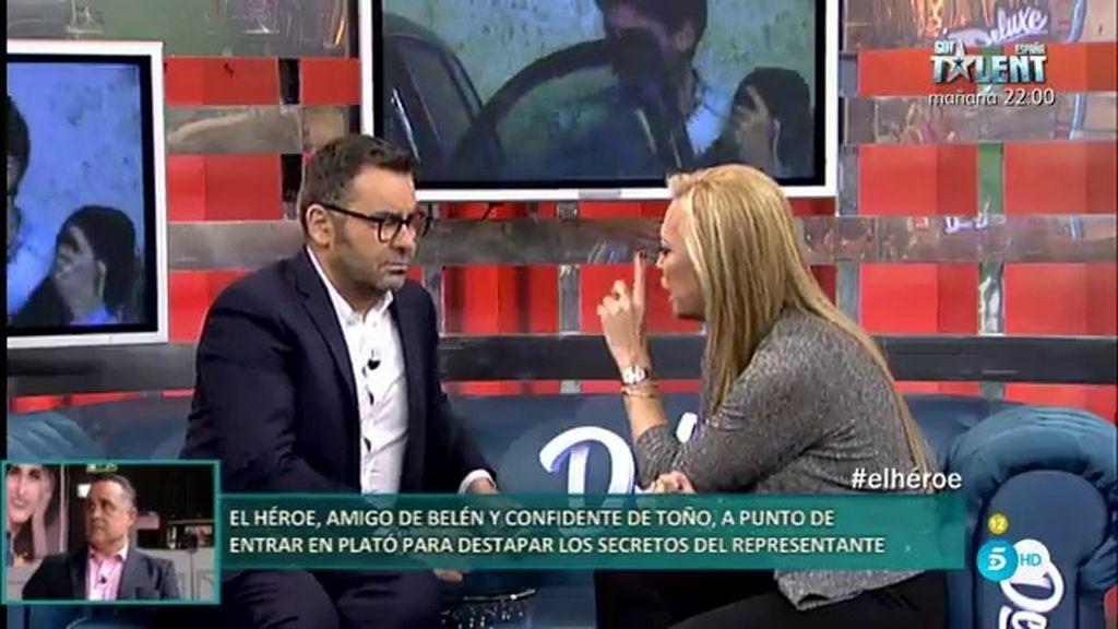 """Belén Esteban: """"Toño se ha cargado su vida en 9 meses"""""""