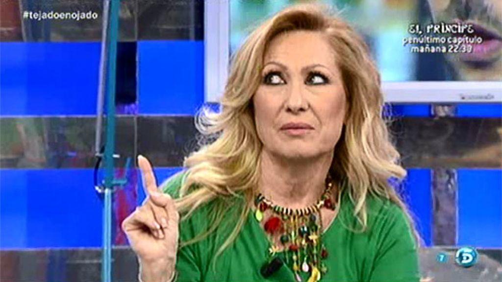 """Rosa Benito: """"En mi vida he vendido nada de mi cuñada Rocío Jurado"""""""