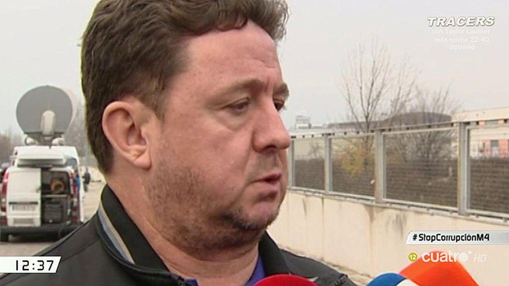 """Peñas: """"Tenemos un presidente que es el mayor responsable político de Gürtel"""""""