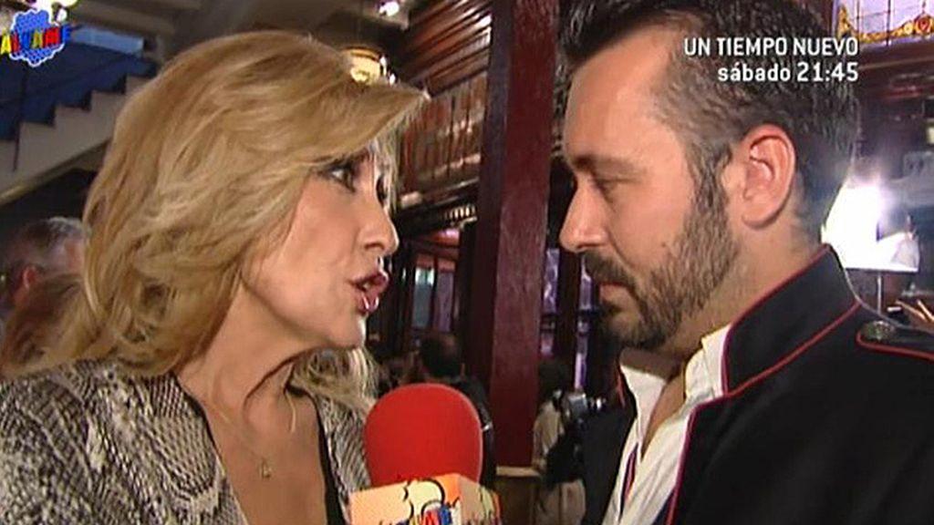 """Rosa Benito: """"Con Amador partiría de cero para tener una amistad, pero como pareja no"""""""