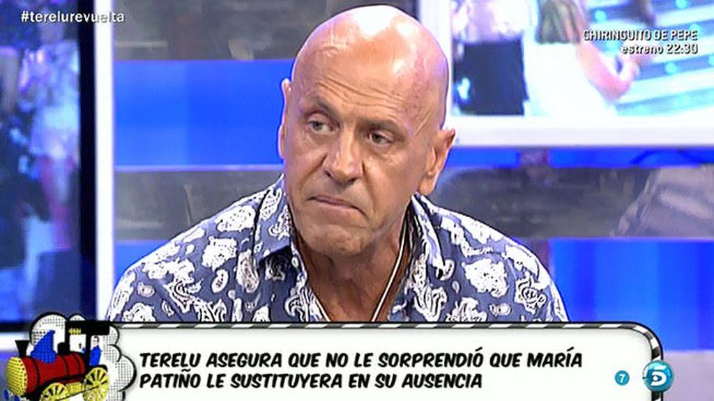 Kiko Matamoros cree que Terelu Campos no fue sincera en el 'Deluxe'