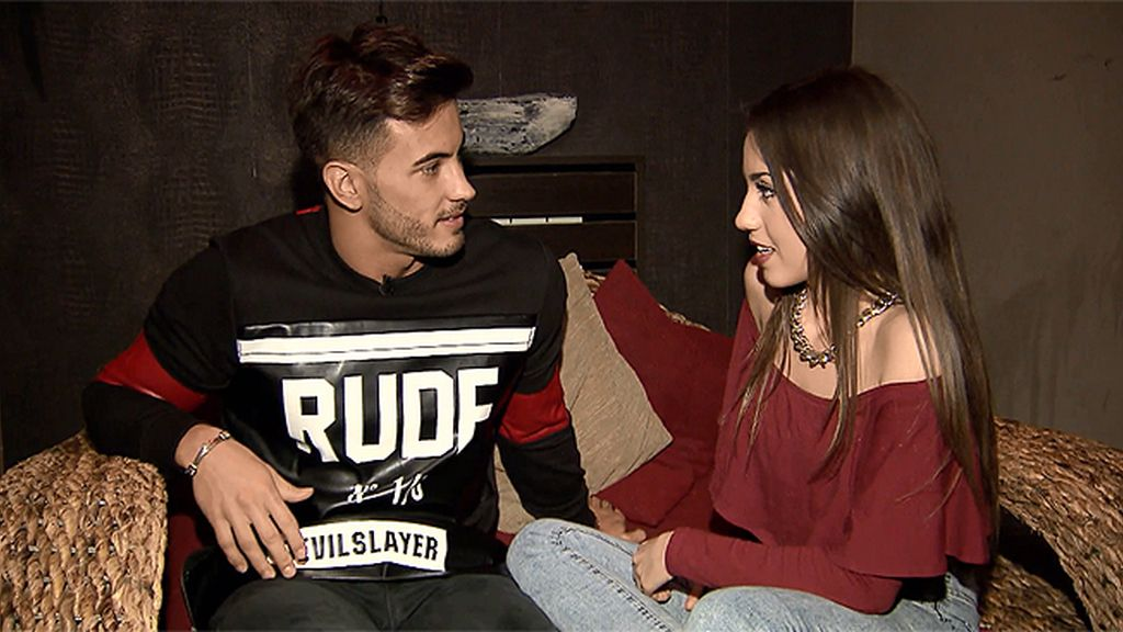 Cita Iván y Carmen (22/02/2016)