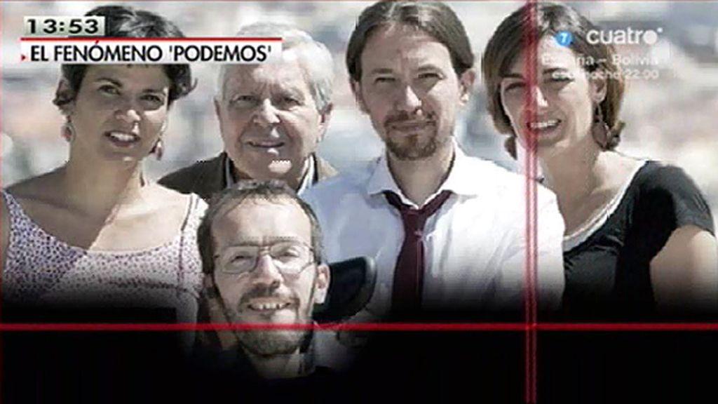 Las otras caras de Podemos