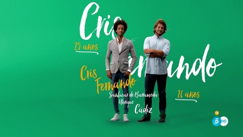 """Fernando y Cris, dispuestos a demostrar """"cómo dar caña dentro de la casa"""""""