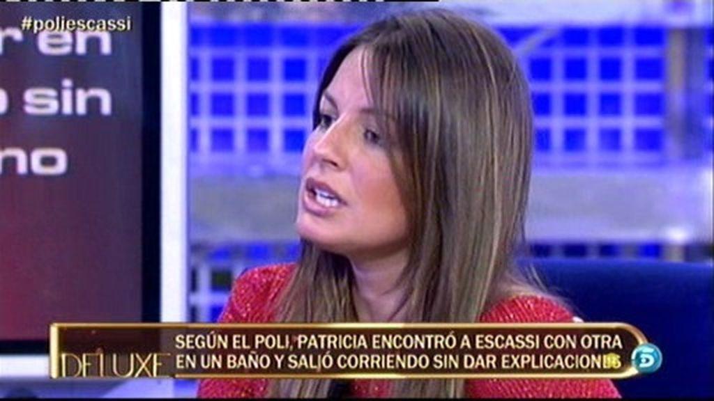 """Patricia: """"Álvaro me engañó con otra mujer y no supe de él hasta el día siguiente"""""""