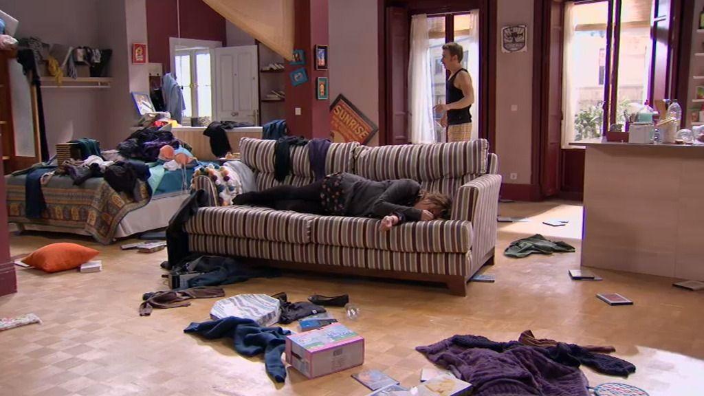 Dimas, la última cita de Lucía, ¡le ha robado todas sus cosas!