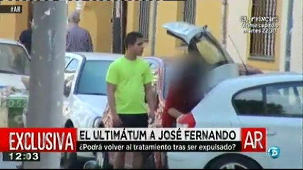 Jose Fernando tiene hasta el lunes para decidir si vuelve al tratamiento