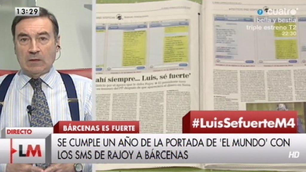 """Pedro J. Ramírez: """"Estaba convencido, cuando decidí publicar ese documento, que el jefe del Gobierno presentaría la dimisión"""""""