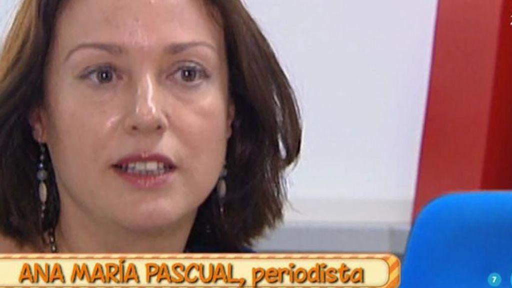 """Ana María Pascual, sobre la relación de Isabel Preysler: """"Hay un interés económico"""""""