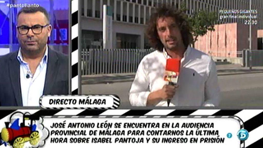 """Jose Antonio León: """"Isabel Pantoja tiene el dinero para pagar la multa"""""""