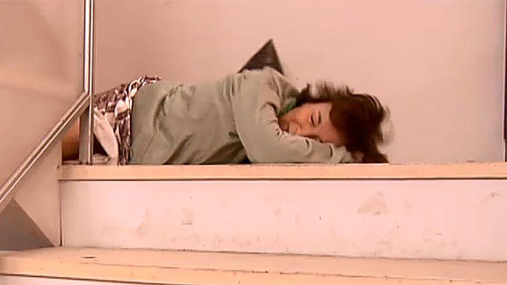 ¡La caída terrible de Fina por las escaleras!