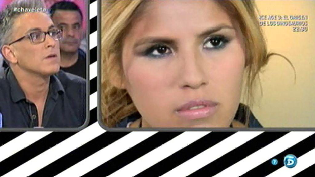 """Kiko H.: """"Chabelita tiene conversaciones telefónicas con un compañero de Telecinco"""""""